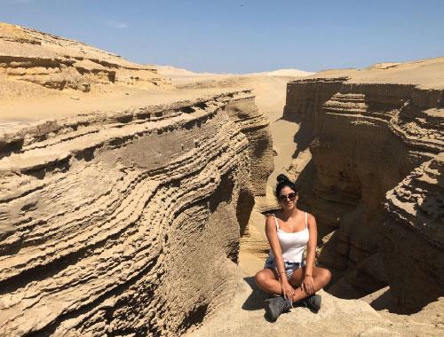 Excursión al Cañón de los perdidos - Cat Travel Perú